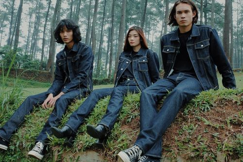 Pot Meets Pop Teams Up With Badjatex For New Eco-Friendly Denim Collection