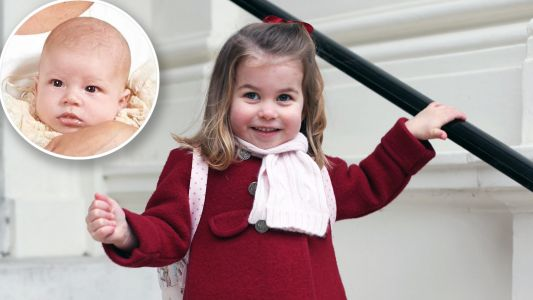 Princess Charlotte Is 'Always Asking' to Play With Newborn Cousin Archie: She 'Treats Him Like a Little Doll'