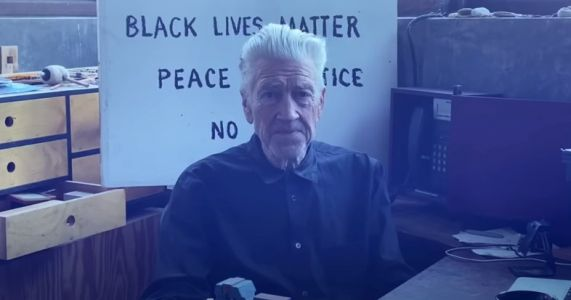 David Lynch supports Black Lives Matter in his daily weather report