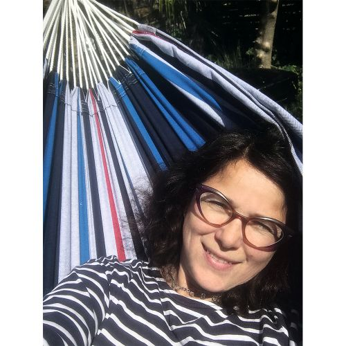 Life's a Hammock: Tamsin Blanchard Writes About her Happy Place