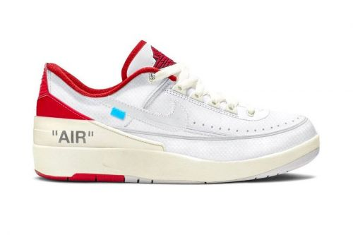 An Off-White™ x Air Jordan 2 Low Rumored to Release This Year