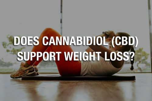 Does Cannabidiol Support Weight Loss?