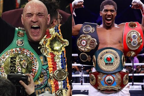 Tyson Fury's Proposed Bout With Anthony Joshua In Doubt After U.S. Legal Ruling