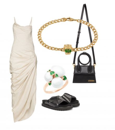 The ultimate jewellery and fashion pairings for recreating Euro summer vibes