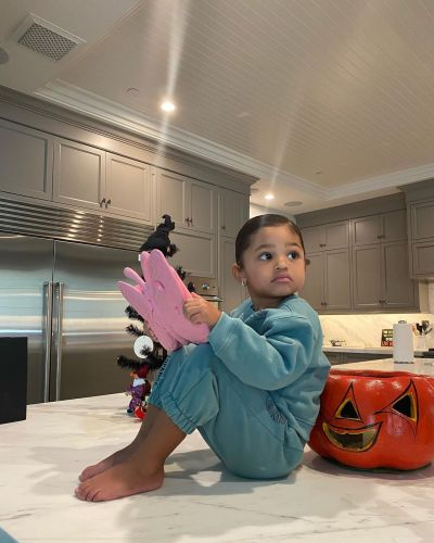 Kylie Jenner Shares Sweet Candid Photos of 'Big Girl' Stormi Webster
