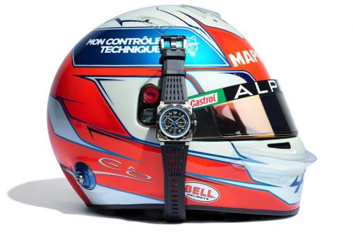 Bell & Ross Drops Trio of Chronographs For Alpine F1 Team Debut