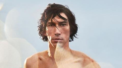Just a Bunch of Perfect Tweets About Adam Driver's New Burberry Fragrance Campaign