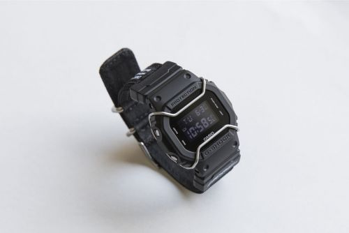 Livestock and G-Shock release a 35th Anniversary Watch