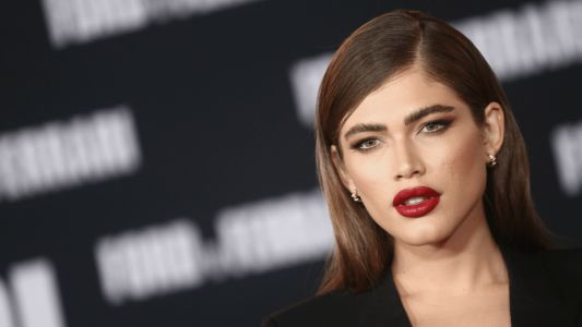 Valentina Sampaio Makes History As the First Trans Model in the 'Sports Illustrated' Swimsuit Issue